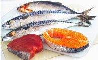 Eating Oily Fish Reduces Stress During Pregnancy